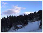 Боровец - панорама ски писта Попангелов